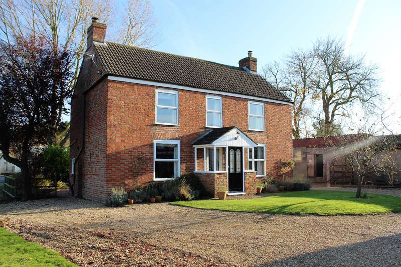 3 Bedrooms Detached House for sale in Great Steeping, Spilsby, PE23 5PT