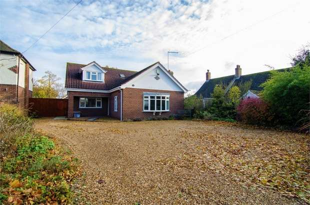 5 Bedrooms Chalet House for sale in Wimblington Road, March, Cambridgeshire