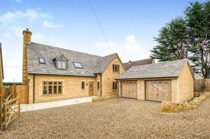4 Bedrooms Detached House for sale in Plot 3, Stratford Road, Weston-Sub-Edge, Chipping Campden