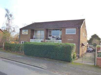 2 Bedrooms Flat for sale in Ribble Close, South Meadow Lane, Broadgate, Preston, PR1