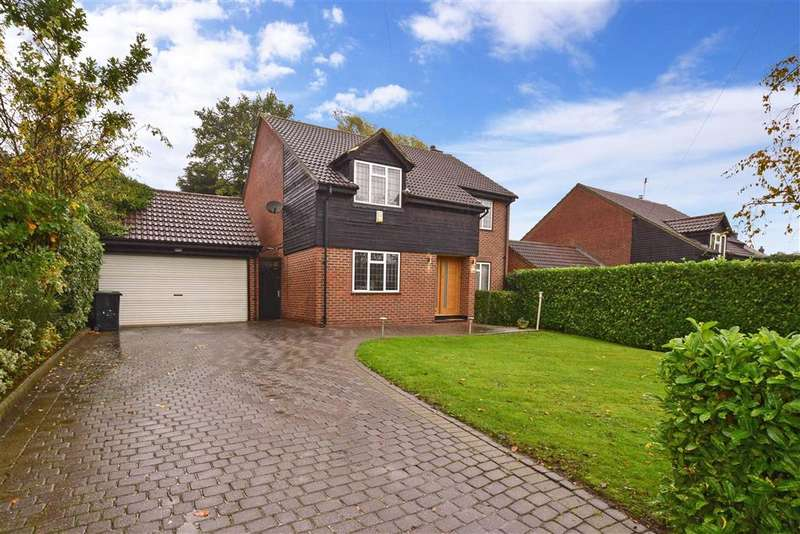 4 Bedrooms Detached House for sale in Wellfields, , Loughton, Essex