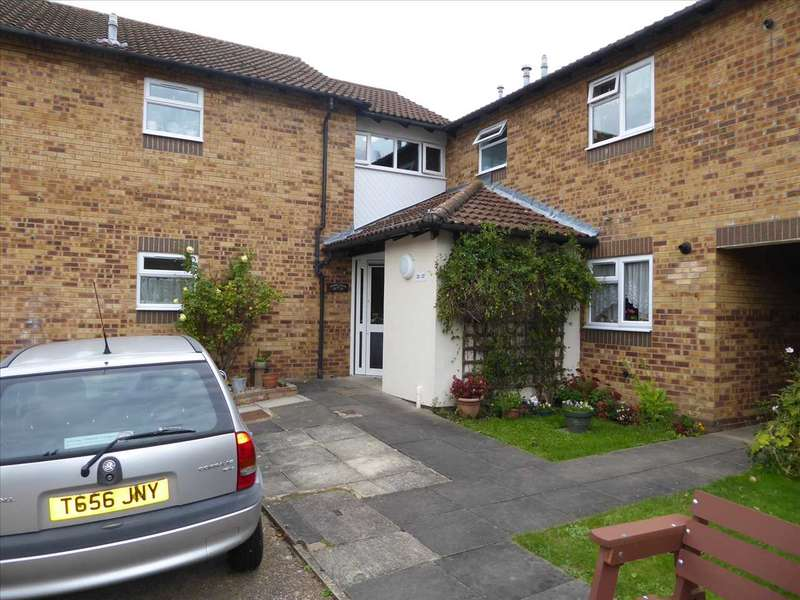 2 Bedrooms Retirement Property for sale in Larks Meade, Earley, Reading