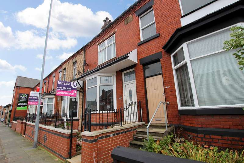4 Bedrooms Terraced House for sale in Blackburn Road, Bolton, BL1