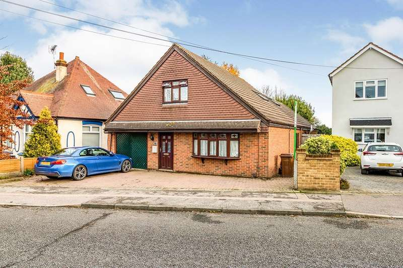4 Bedrooms Detached Bungalow for sale in Twydall Lane, Gillingham, Kent, ME8
