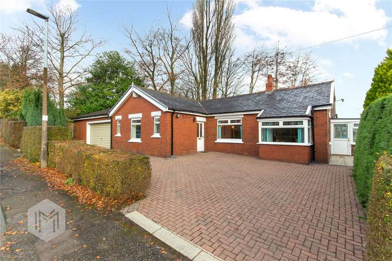 3 Bedrooms Detached Bungalow for sale in Haig Road, Bury, Greater Manchester, BL8