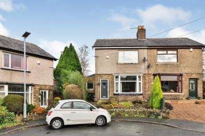 2 Bedrooms Semi Detached House for sale in Marsden Grove, Brierfield, Lancashire, BB9