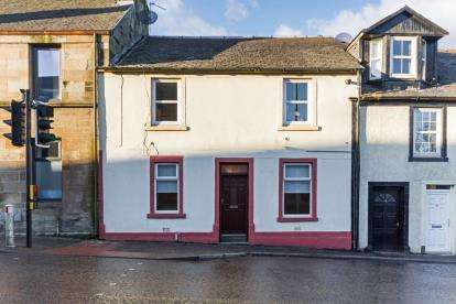 2 Bedrooms Flat for sale in Kirk Street, Strathaven