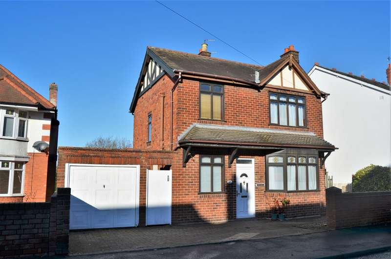 3 Bedrooms Detached House for sale in Ivyhouse Lane, WV14