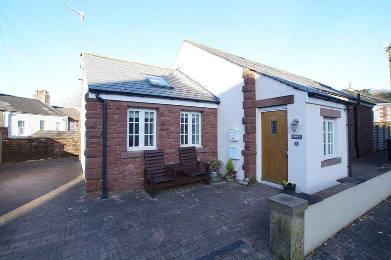 3 Bedrooms Barn Conversion Character Property for sale in Fleatham Croft, High House Road, St Bees, CA27