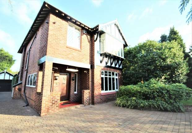 3 Bedrooms Detached House for sale in Stuart Road , Preston, PR2