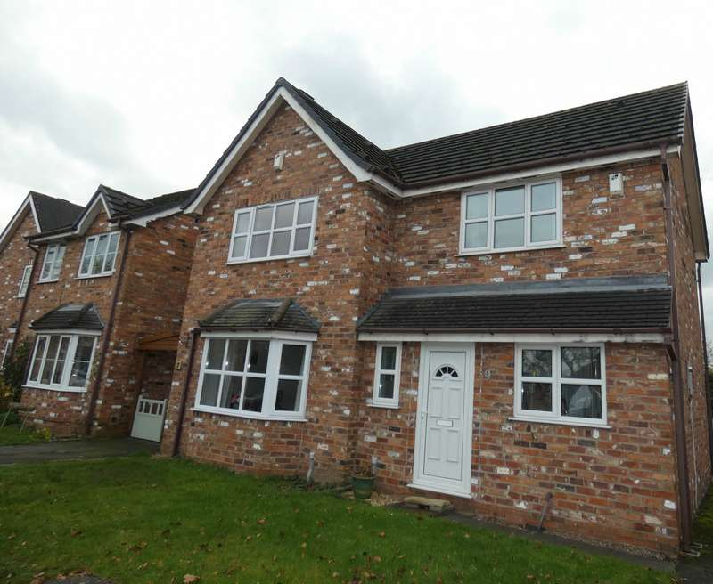 2 Bedrooms Semi Detached House for rent in The Paddock, Hassall Green