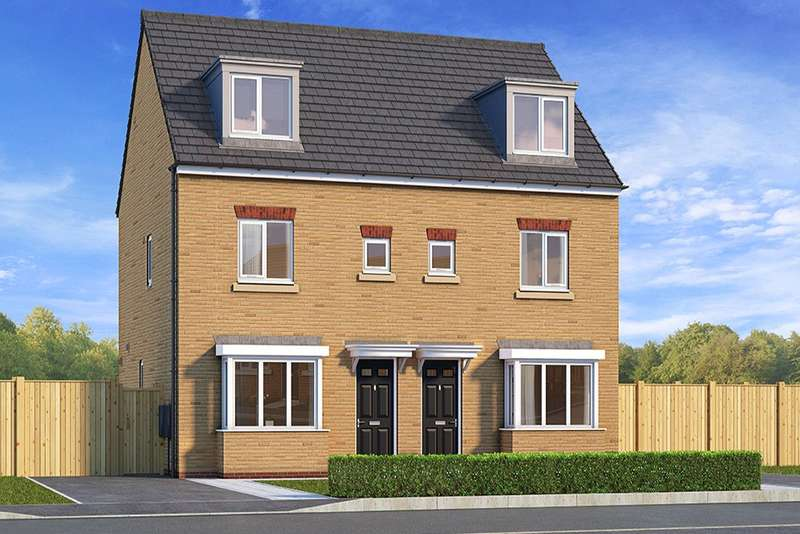 3 Bedrooms Semi Detached House for sale in Princess Drive, Liverpool, Merseyside, L14