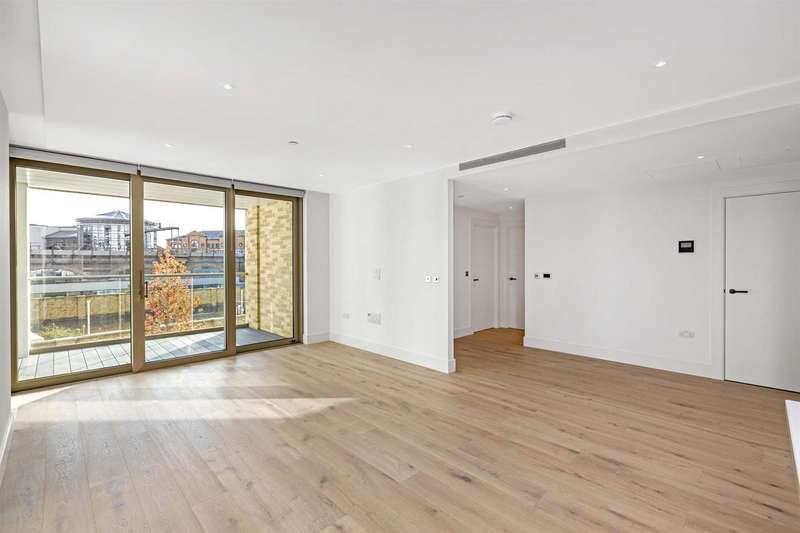2 Bedrooms Flat for sale in Kensington House, Prince of Wales Drive, London SW8