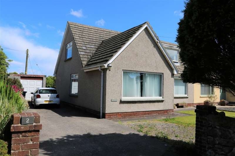 4 Bedrooms Semi Detached Bungalow for sale in Altana, 2 Slop Lane, Stainton With Adgarley, Cumbria