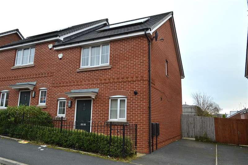 3 Bedrooms Semi Detached House for sale in Somersby Street, Oldham, OL8 1QR