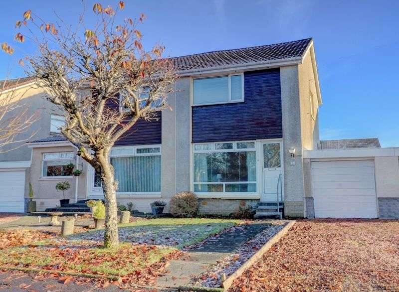 2 Bedrooms Property for sale in 26 Cunninghame Drive, Kilmarnock, KA1