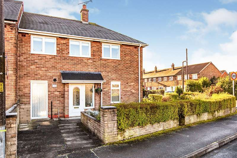 3 Bedrooms End Of Terrace House for sale in Blackpool Road, Ashton-on-Ribble, Preston, Lancashire, PR2
