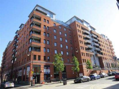 2 Bedrooms Flat for sale in Lower Ormond Street, Manchester, Greater Manchester