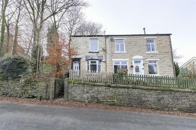 2 Bedrooms Semi Detached House for sale in Bankside Lane, Bacup, Lancashire