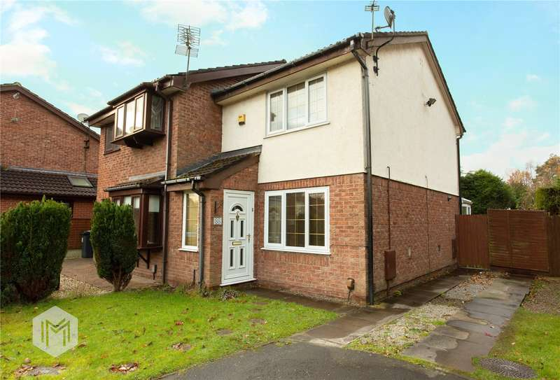 2 Bedrooms Semi Detached House for sale in Bramshill Close, Birchwood, Warrington, Cheshire, WA3