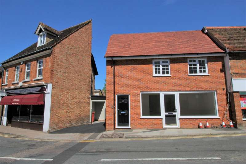 2 Bedrooms Apartment Flat for rent in High St, Welwyn AL6