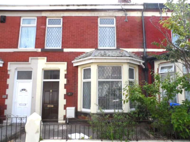 4 Bedrooms Terraced House for sale in St Heliers Road, Blackpool, FY1 6JF