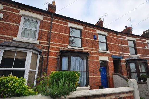 4 Bedrooms Terraced House for sale in Gladstone Road, Chester