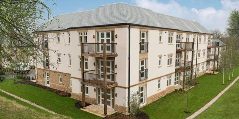 2 Bedrooms Property for sale in 12, Devonshire Court, St Elphins Park, Darley Dale