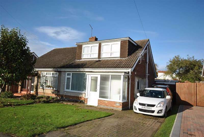 3 Bedrooms Semi Detached House for sale in Wootton