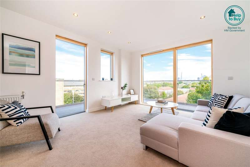 2 Bedrooms Apartment Flat for sale in Leyland Court, Sumner Road, London, SE15