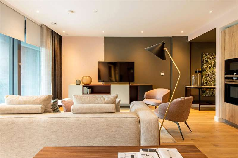 3 Bedrooms Apartment Flat for sale in Nile Street Penthouse, London, N1