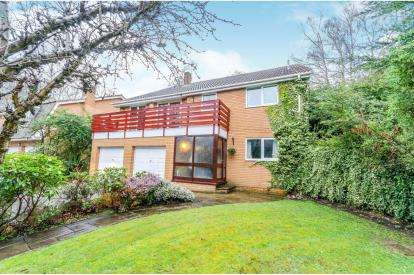 6 Bedrooms Detached House for sale in Bassett, Southampton, Hampshire