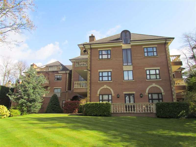 2 Bedrooms Apartment Flat for sale in Park Road, Bowdon, Altrincham