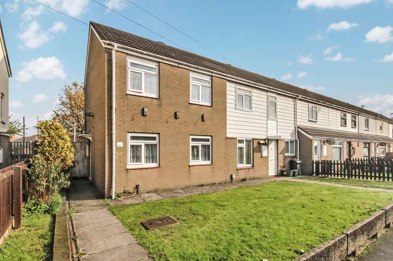 4 Bedrooms Terraced House for sale in Maesglas Avenue, Newport, NP20