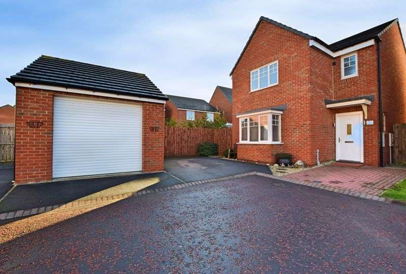 3 Bedrooms Property for sale in Battle View, Blaydon-On-Tyne