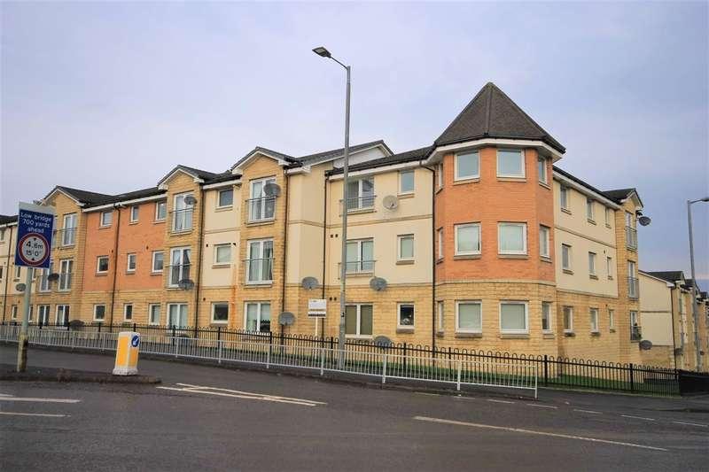 2 Bedrooms Flat for sale in Wellington Street, Wishaw