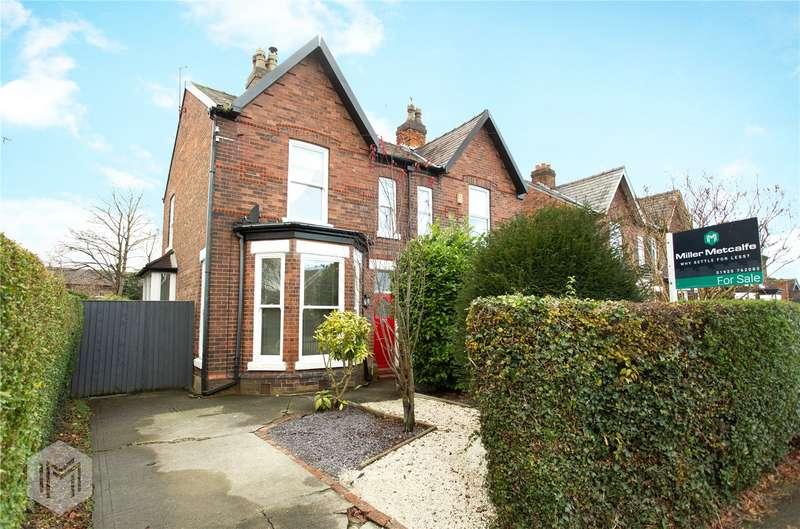 3 Bedrooms Semi Detached House for sale in Cinnamon Lane, Fearnhead, Warrington, WA2