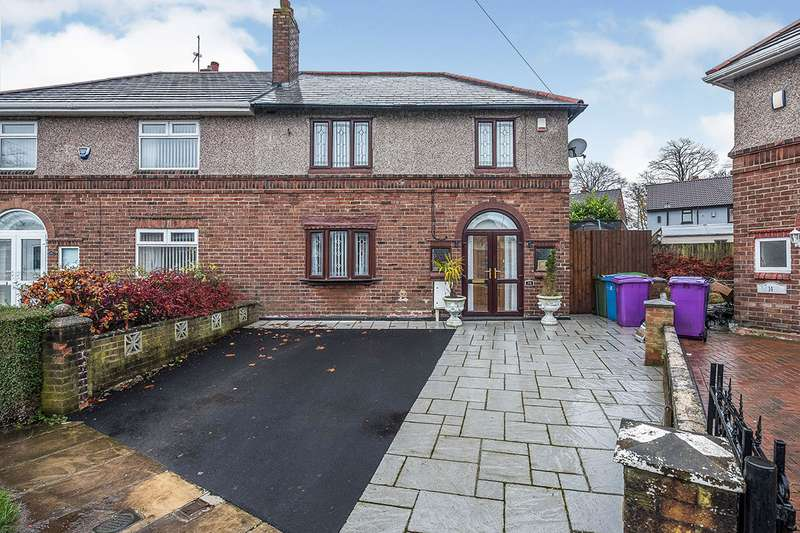 3 Bedrooms Semi Detached House for sale in Agar Road, Liverpool, Merseyside, L11