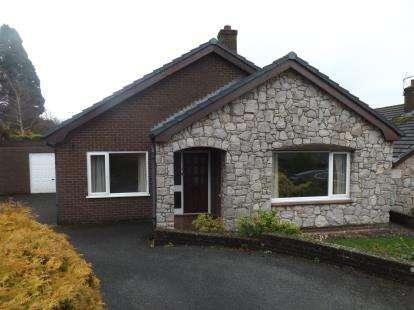 4 Bedrooms Bungalow for sale in Troed Y Fenlli, Llanbedr Dyffryn Clwyd, Ruthin, Denbighshire, LL15