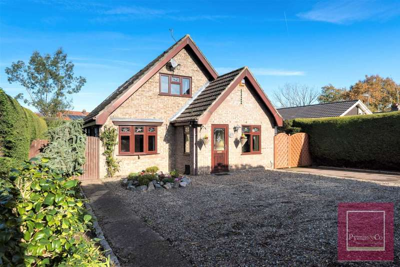 4 Bedrooms Detached House for sale in North Cove, Beccles