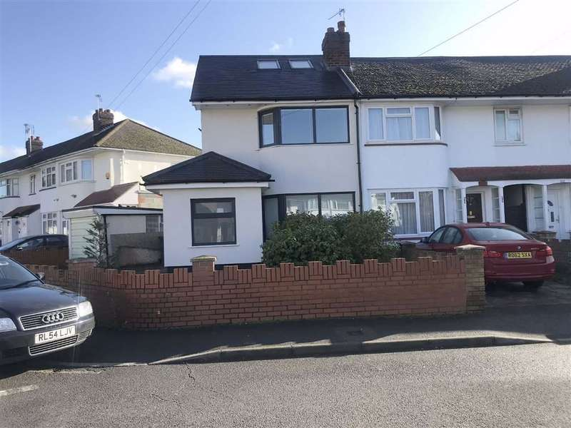 3 Bedrooms Semi Detached House for sale in Bower Way, Slough