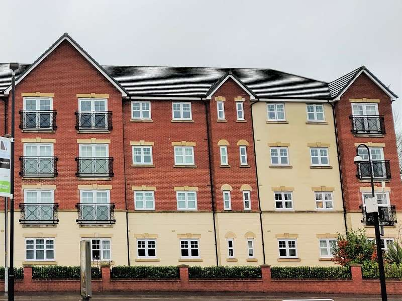 2 Bedrooms Ground Flat for sale in Astley Brook Close, Bolton, Greater Manchester. BL1 8SP