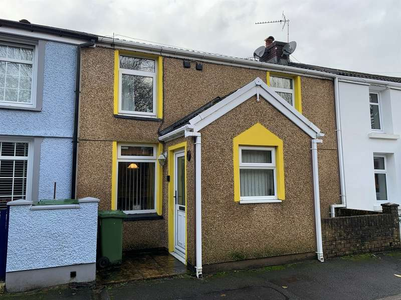 2 Bedrooms Terraced House for sale in River Row, Abercynon, Mountain Ash