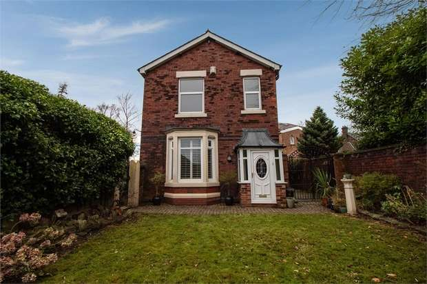 4 Bedrooms Semi Detached House for sale in Manchester Road, Heywood, Lancashire