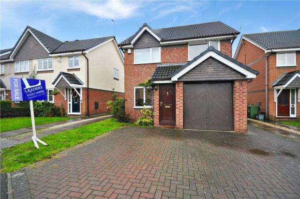 3 Bedrooms Detached House for sale in Housesteads Drive, Hoole, Chester