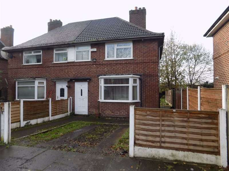 3 Bedrooms Semi Detached House for sale in Mount Road, Manchester