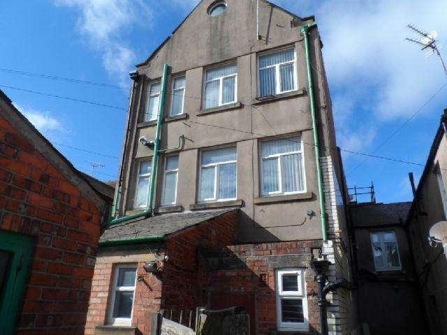 1 Bedroom Flat for sale in Bond Street, Blackpool, FY4 1BW
