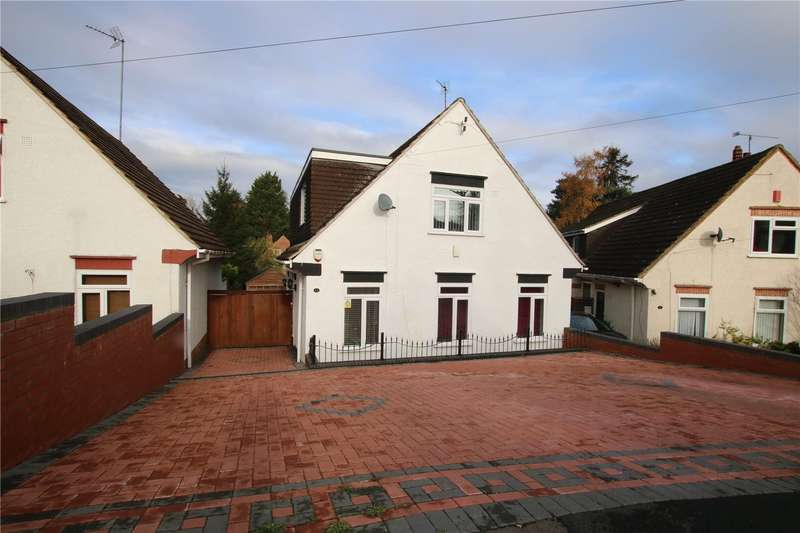 4 Bedrooms Detached House for sale in Froxfield Avenue, Reading, Berkshire, RG1