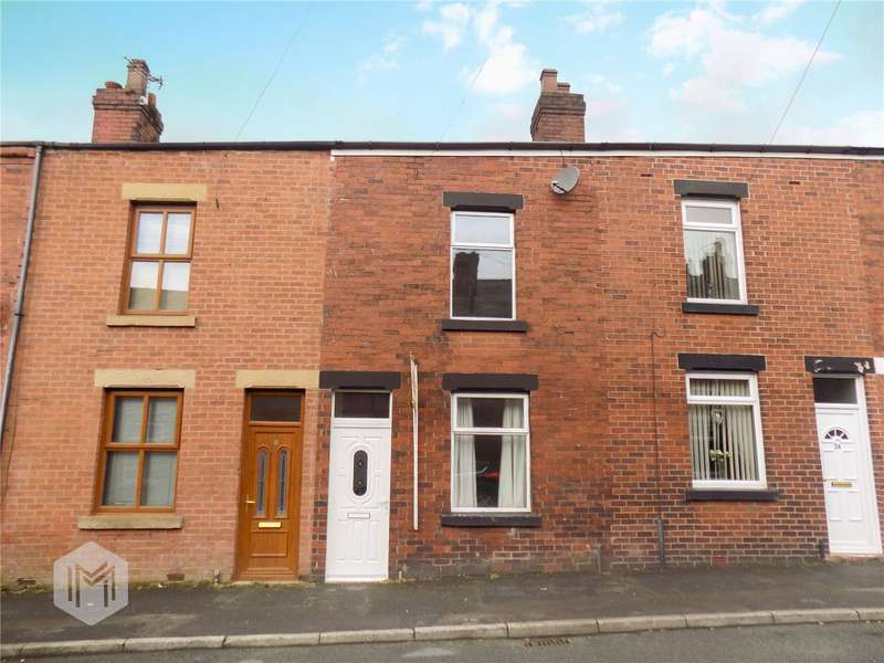 2 Bedrooms Terraced House for sale in Croft Road, Chorley, PR6
