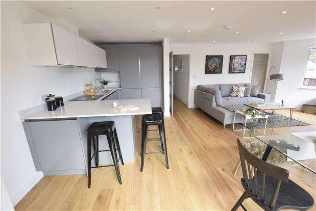 1 Bedroom Flat for sale in Alberton court, Alberton Road, BRISTOL, BS16 1HD